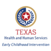 Texas Health and Human Services Early Childhood Intervention logo